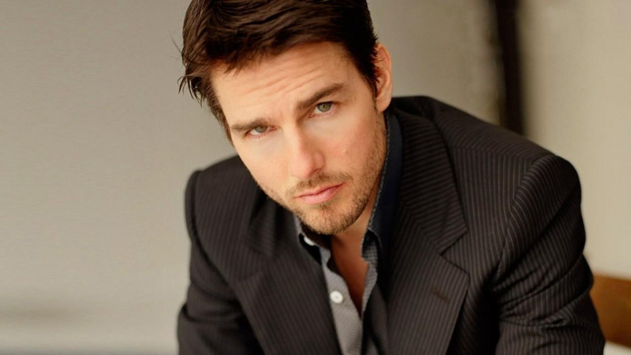 1.Tom Cruise